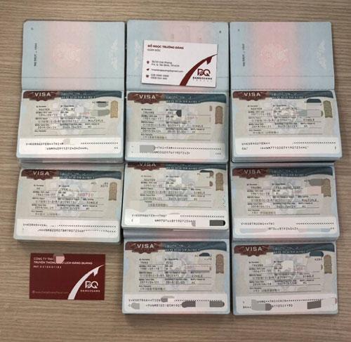 Dịch vụ visa Nhật
