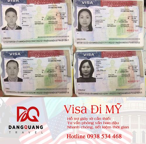 Dịch vụ visa du lịch Mỹ