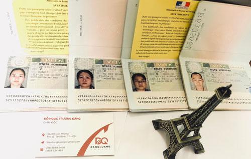 Dịch vụ visa du lịch Châu Âu